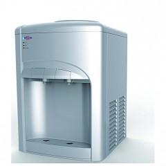بيرجن مبرد مياه ديسك توب 2 حنفية لون سيلفر BY T5 Silver