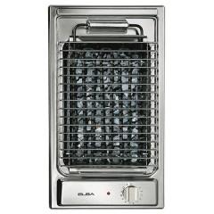 البا شواية كهرباء 30 سم بالفحم الكربوني استانلس ستيل E30-700X