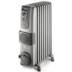 DelonghI Oil Radiator/Heater 7 Fins: KH770720V