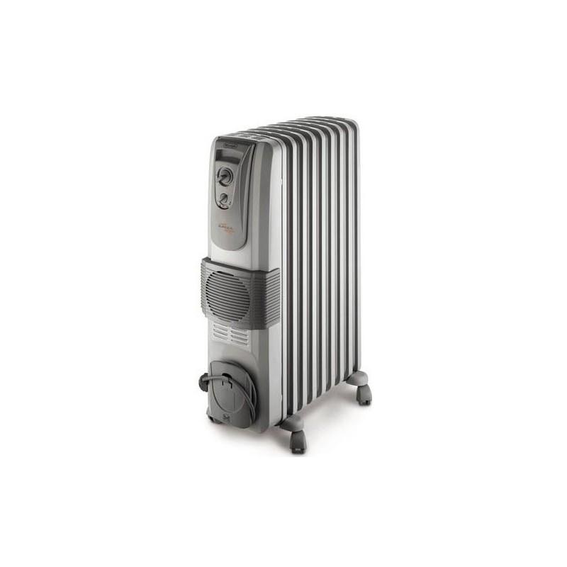 delonghi oil radiator heater 7 fins kh770720v cairo sales. Black Bedroom Furniture Sets. Home Design Ideas