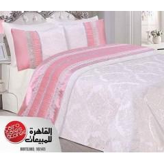 ALFATTAL Bedspread Jacquard Size 240cm*250 Set 6 Pieces Nelda-45