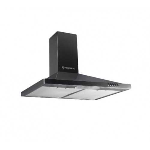 Ecomatic Kitchen Chimney Hood 90cm 500 m3/h Stainless H95B