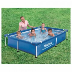 Bestway Swimming Pool Rectangular 1200L BS-56401