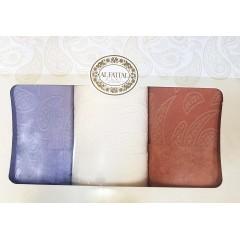 ALFATTAL Jacquard Cotton Towel Set 6 Pieces FT-59