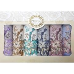 ALFATTAL Ghoson Cotton Towel Set 6 Pieces FTG-59