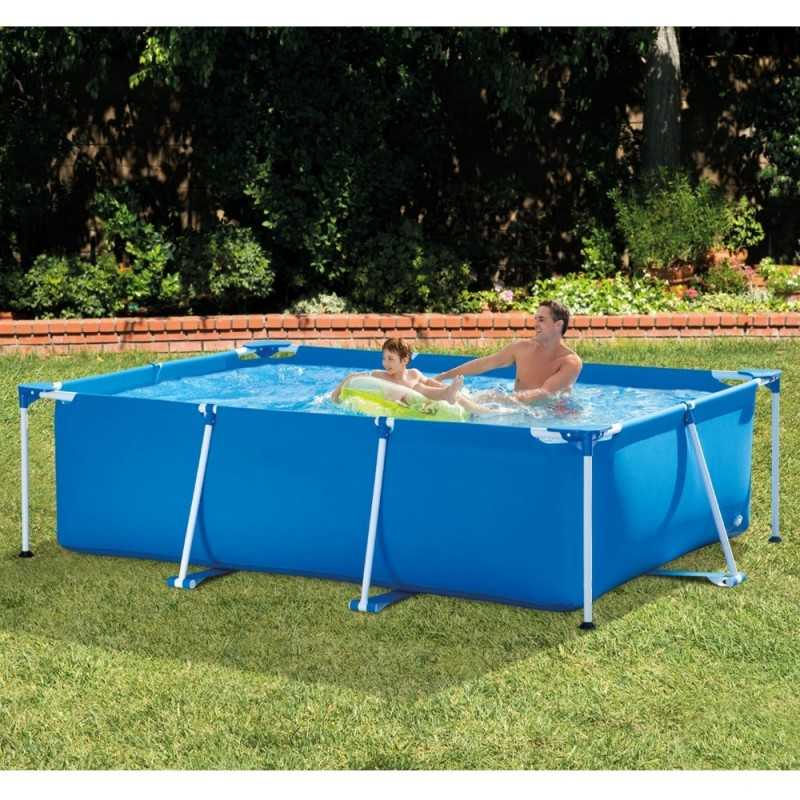 Bestway Swimming Pool 3300Liter Rectangular BS-56404 Prices & Features in  Egypt. Free Home Delivery. Cairo Sales Stores