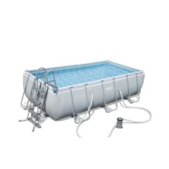 Bestway Swimming Family Rectangular Frame 6478 liter Filter BS-56441