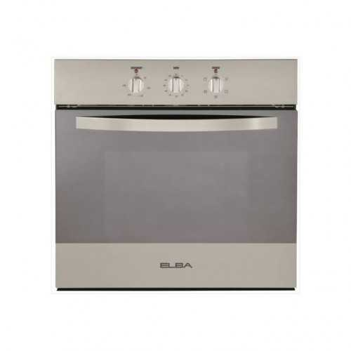 Elba Built-In Gas oven 60 cm with Gas Grill and Fan E-510-721XF