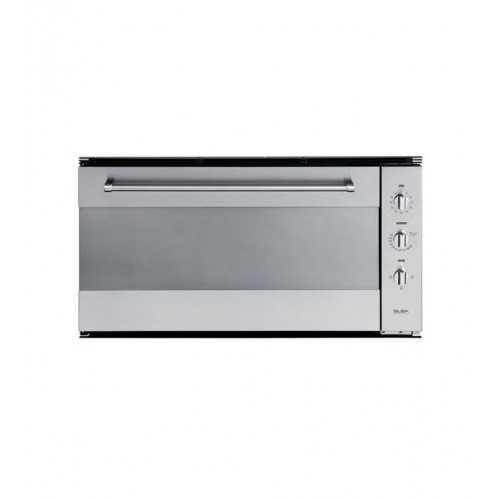 Elba Built-In Gas oven 90 cm with Gas Grill and Fan 83L E-109-52X