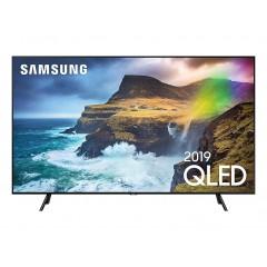 """Samsung TV 65"""" QLED Ultra HD 4K HDR4x Smart 40 Watt Sound 65Q70R"""
