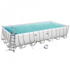 Bestway Swimming Rectangular Frame Pool 30045 Liter BS-56475