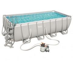 Bestway Swimming Family Rectangular Frame 11532 liter Filter BS-56671
