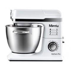 Mienta Kitchen Machine 1200 Watt Pro-Plus White With Meat Grinder KM38121B