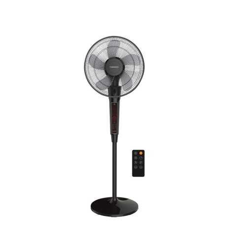 Tornado Stand Fan 16 Inch 5 Plastic Blades With Remote Control: EFS-360R