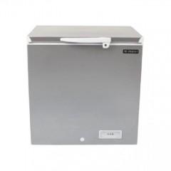 FRESH De-Frost Chest Freezer 190 Liter Silver FDF 190F-4094
