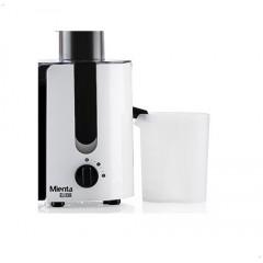 Mienta Fruit Juicer 400 Watt 0.5 Liter White JE29222A