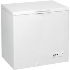 Whirlpool De-Frost Chest Freezer 315 Liter White CF340T