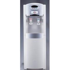 Bergen Water Dispenser 2 Spigots White and Silver WBF 1000B