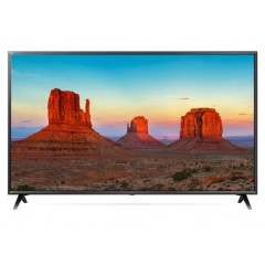 "LG 55"" LED TV Ultra HD 4K Smart WebOS With 4K Built-In Receiver 55UK6300PVB"