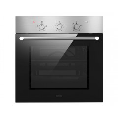 Tornado Built-In Gas Oven 60 cm 67 Litre With Convection Fan Stainless GEO-VM60CSU-S