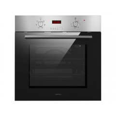 Tornado Built-In Electric Oven 60 cm 67 Litre With Convection Fan Digital Stainless GEO-VD60CSU-S