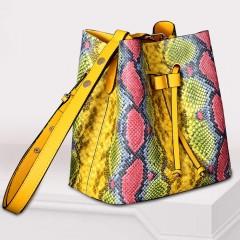 ART Shoulder Bag PU Leather Spring Colors ASC-1415