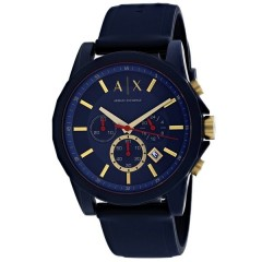 ARMANI EXCHANGE Smart Analog Men's Watch Blue Dial AX1335