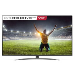 LG TV 55 Inch LED Super UHD 4K 3840*2160p Smart With Built-in Receiver 55SM8100PVA