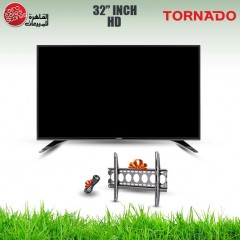 TORNADO LED TV 32 Inch HD With 2 HDMI and 2 USB Inputs 32ER9000E