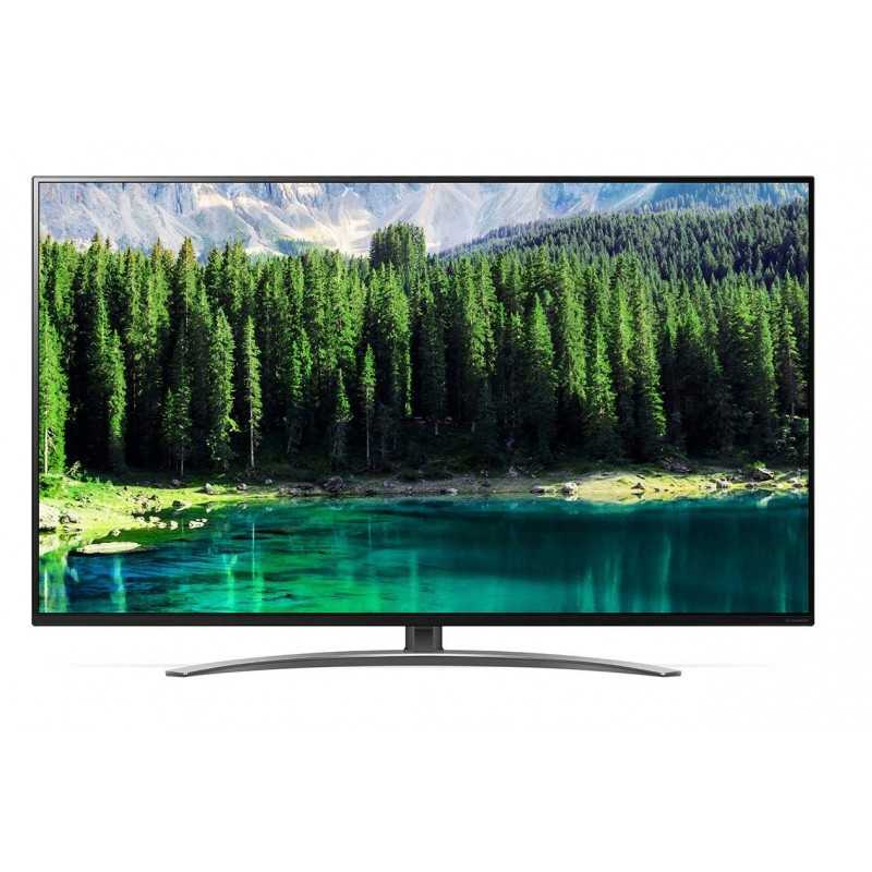 LG TV 55 Inch LED Super UHD 4K Smart With Built-in Receiver Alpha 7