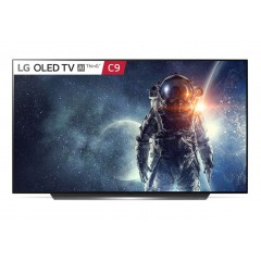 """LG OLED TV 65"""" UHD 4K SMART Wirless With Built-in Receiver 4K OLED65C9PVA"""