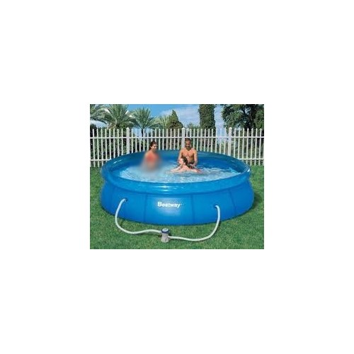 Bestway swimming pool 5377 liter with filter pump circular - How many litres in a swimming pool ...