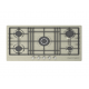 Ecomatic Built-In Hob 92 cm 5 Gas Burners Stainless S943XL5C