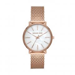 MICHAEL KORS Rose-Gold Color Women's Watch MK4392