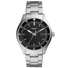 FOSSIL Men's Stainless Steel Silver Watch FS5530