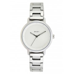DKNY Women's Analogue Watch Stainless Steel Color Silver NY2635