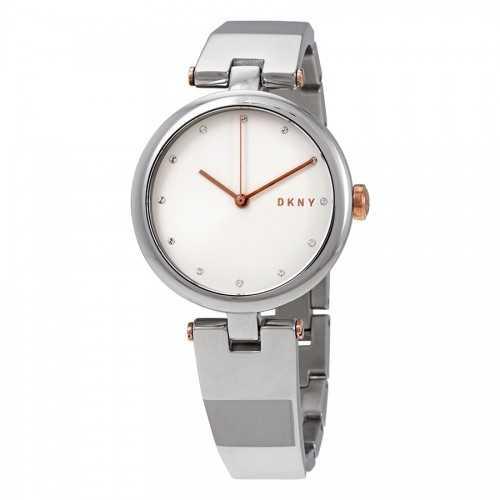 DKNY Eastside Women's Watch Stainless Steel Silver NY2745