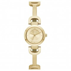 DKNY City Line Women's Watch Stainless Steel Gold NY2750