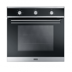 Franke Built-in Electric Oven 60 cm 66L With Grill & Fan Stainless SMP 62 M XS/F
