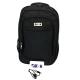 Beam Backbag Nylon Earphone and USB Hole BM8188