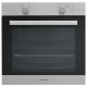 Ariston Built-In Gas Hob 90cm 6 Burners and Gas Oven With Electric Grill 70 L and Hood Classic 90 cm 420m³/h PHN 961 TS/IX/A