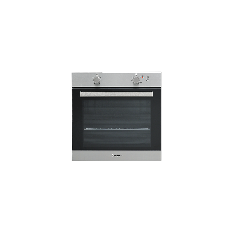 Ariston Built In Gas Hob 90cm 6 Burners And Gas Oven With