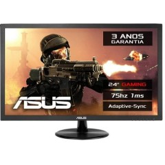 ASUS Gaming Monitor 24 Inch Full HD, 1ms, 75Hz VP248H