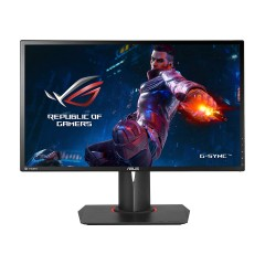 ASUS Gaming Monitor 24 inch FHD 1920x1080P 1ms,180Hz ROG Swift PG248Q