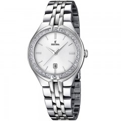 FESTINA Mademoiselles Women's Watch Stainless Steel With Crystals F16867/1