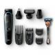 Braun Trimmer 9-in-1 7 Attachments and Gillette Fusion5 ProGlide Razor MGK5080