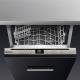 KLUGMANN Integrated Dishwasher 45 cm 9 Persons 6 Programs KD450
