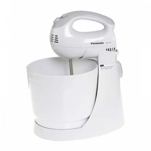 Panasonic Hand Mixer + Bowl 200Watt MK-GB1