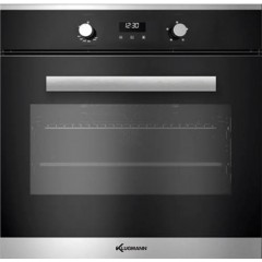 KLUGMANN Built-In Gas Oven 60 cm with Fan & Electric grill KGO600GFX