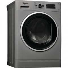 وايرلبول غسالة ملابس 11 كيلو 1600 لفة بالمجفف 7 كيلو انفرتر لون سيلفر WWDC 11716 S